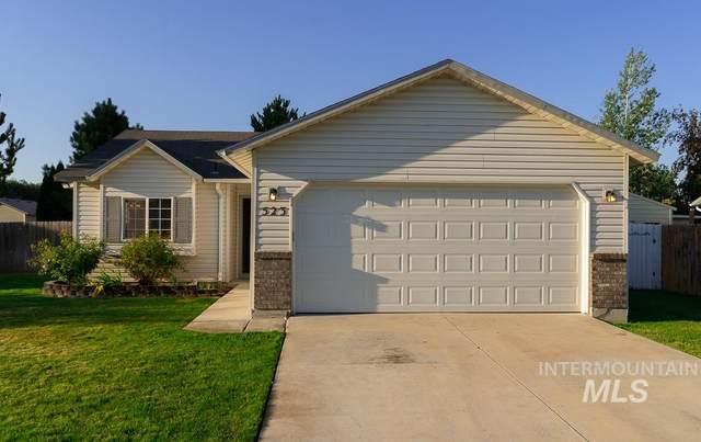 523 W Halverson St., Middleton, ID 83644 (MLS #98775621) :: Michael Ryan Real Estate