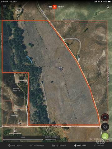 850N 100W N Soldier Creek Road, Fairfield, ID 83327 (MLS #98775651) :: The Bean Team