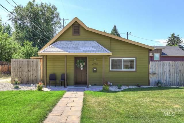 2713 W. Hazel Street, Boise, ID 83702 (MLS #98775672) :: Beasley Realty