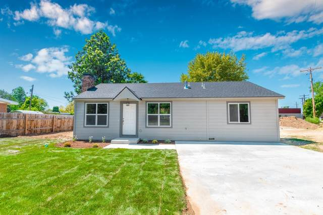 1215 N Benewah St, Nampa, ID 83651 (MLS #98775674) :: Build Idaho