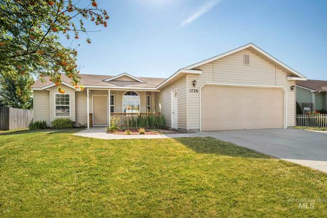 1726 S Woodland, Nampa, ID 83686 (MLS #98775688) :: Own Boise Real Estate