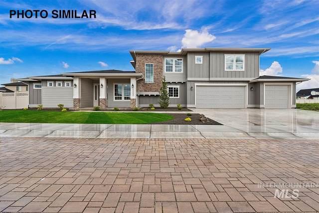 5444 N Napoli Way, Meridian, ID 83646 (MLS #98775741) :: Michael Ryan Real Estate