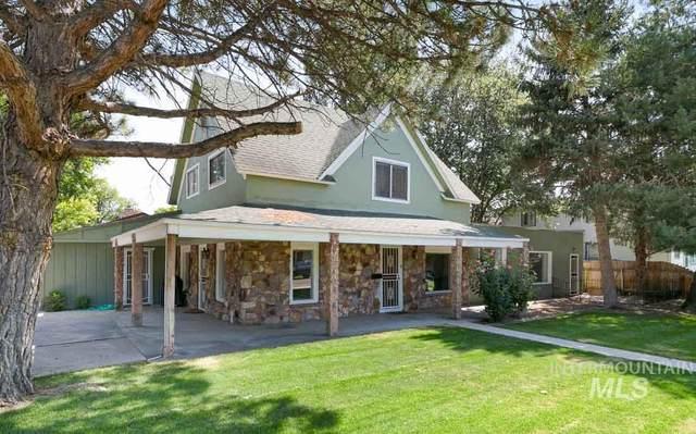 1805 Blaine St., Caldwell, ID 83605 (MLS #98775772) :: Build Idaho