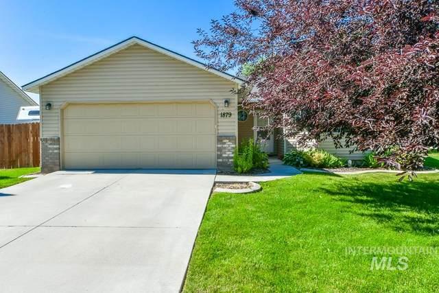 1879 W Blaine Ave, Nampa, ID 83651 (MLS #98775805) :: Michael Ryan Real Estate
