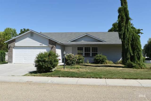 502 Hampton St, Caldwell, ID 83605 (MLS #98775815) :: Michael Ryan Real Estate