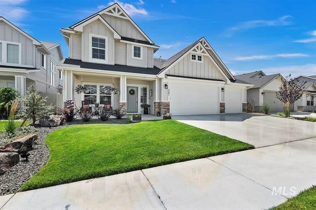 467 E Fox Bay St, Kuna, ID 83634 (MLS #98775817) :: City of Trees Real Estate