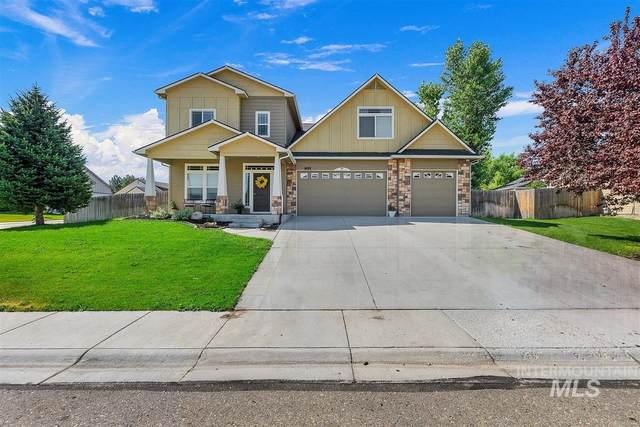 855 W Trine Loop, Nampa, ID 83686 (MLS #98775833) :: Michael Ryan Real Estate