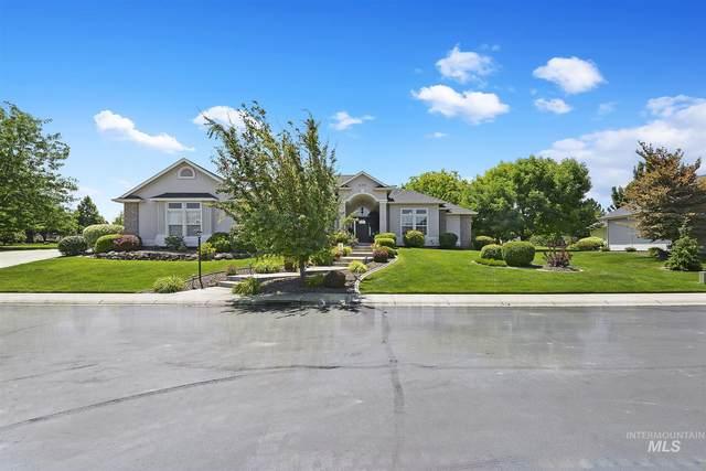 505 W Bayhill Dr., Nampa, ID 83686 (MLS #98775834) :: Michael Ryan Real Estate