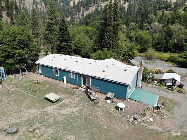 368 Forest Loop Road, Orofino, ID 83544 (MLS #98775853) :: Own Boise Real Estate