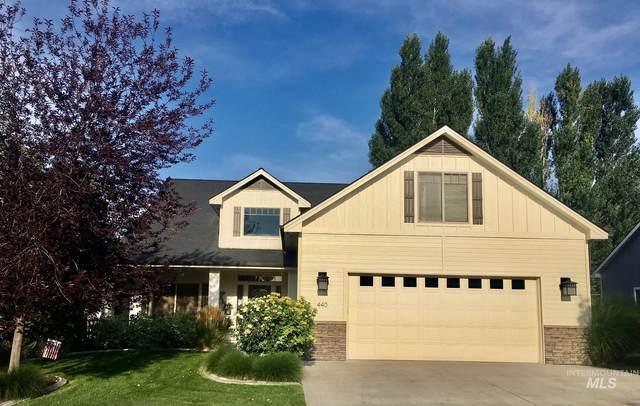 440 E Sunrise Rim Rd, Nampa, ID 83686 (MLS #98775860) :: Michael Ryan Real Estate