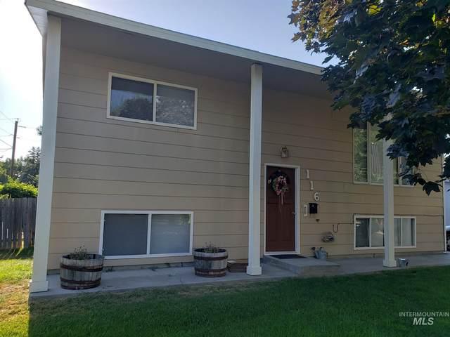 116 S Florence Street, Nampa, ID 83686 (MLS #98775864) :: Michael Ryan Real Estate