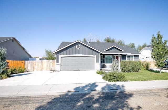 16201 Meander Creek Way, Nampa, ID 83651 (MLS #98775893) :: Michael Ryan Real Estate