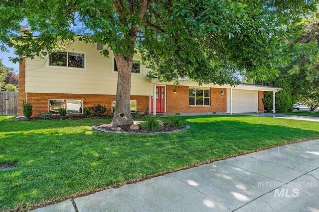 4200 N Kingswood, Boise, ID 83704 (MLS #98775895) :: Team One Group Real Estate
