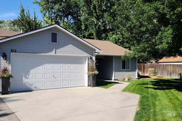 812 W Richmond St, Boise, ID 83706 (MLS #98775918) :: Idaho Real Estate Pros