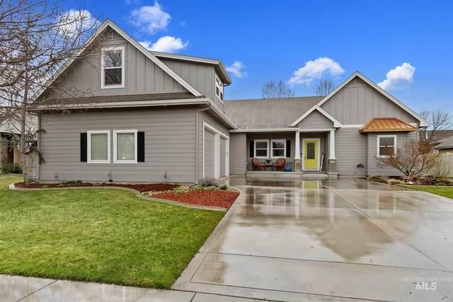 151 S Langer Lake Way, Star, ID 83669 (MLS #98775919) :: Idaho Real Estate Pros