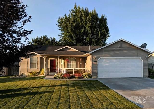 1189 W Penelope, Kuna, ID 83634 (MLS #98775922) :: Idaho Real Estate Pros