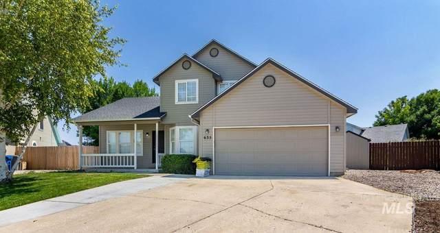 635 Redwood Ln., Nampa, ID 83651 (MLS #98775923) :: Idaho Real Estate Pros