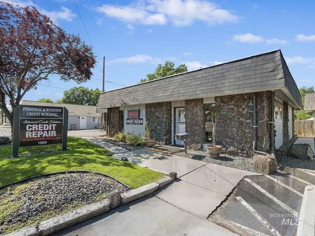 1003 7th Street S, Nampa, ID 83651 (MLS #98775926) :: Idaho Real Estate Pros