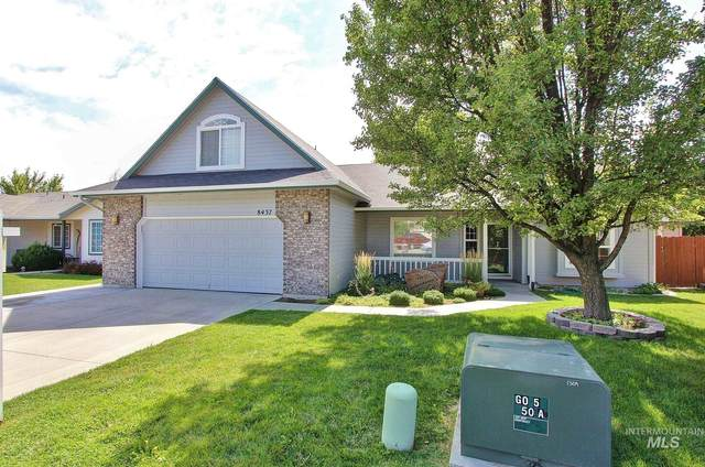 8437 W Galileo Court, Boise, ID 83709 (MLS #98775934) :: City of Trees Real Estate