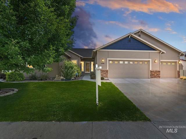 5490 S Pepperridge Way, Boise, ID 83709 (MLS #98775938) :: Own Boise Real Estate