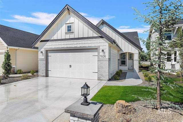 1926 E Knobcone Drive, Meridian, ID 83642 (MLS #98775955) :: Navigate Real Estate