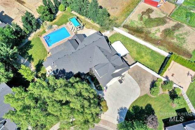 202 W Cobblestone Ct, Eagle, ID 83616 (MLS #98775967) :: Navigate Real Estate
