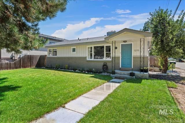 1215 W Melrose Street, Boise, ID 83706 (MLS #98775969) :: Own Boise Real Estate