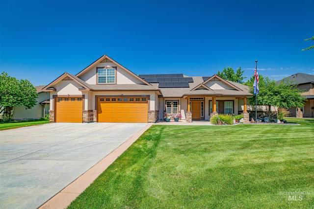 2181 W South Fork Drive, Eagle, ID 83616 (MLS #98775974) :: Navigate Real Estate