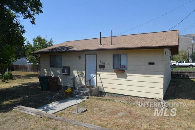 536 13th St, Clarkston, WA 99403 (MLS #98775984) :: Navigate Real Estate