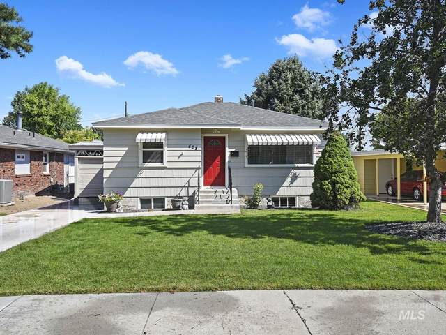 428 W Lincoln, Nampa, ID 83686 (MLS #98776006) :: Boise River Realty