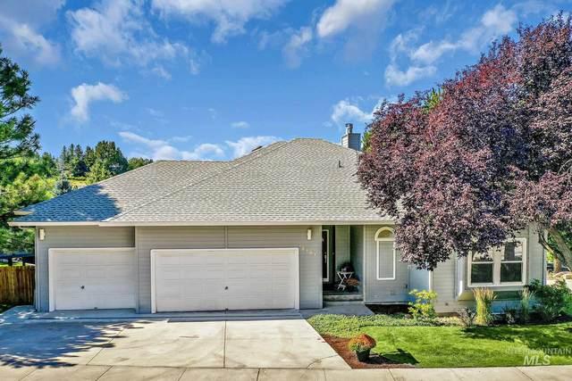 2101 E Ridgecrest Dr, Boise, ID 83712 (MLS #98776016) :: Navigate Real Estate