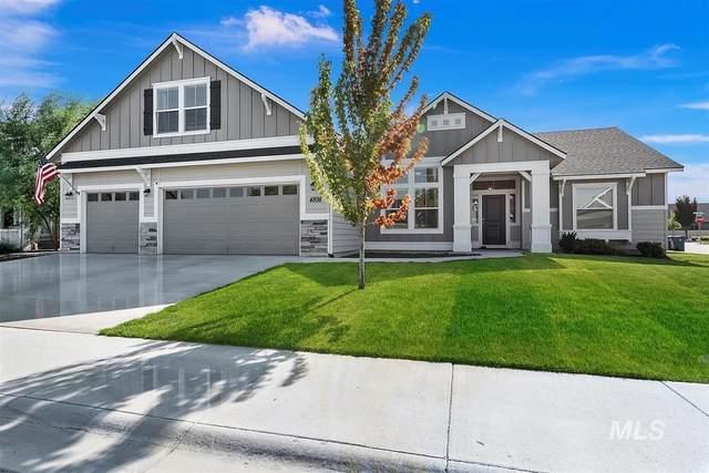 4898 N Sun Shimmer Ave, Meridian, ID 83646 (MLS #98776020) :: Boise River Realty