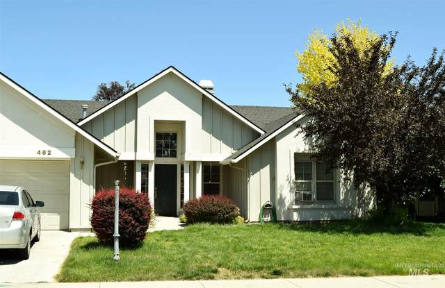 482 SW Pack Ave, Meridian, ID 83642 (MLS #98776029) :: Boise River Realty