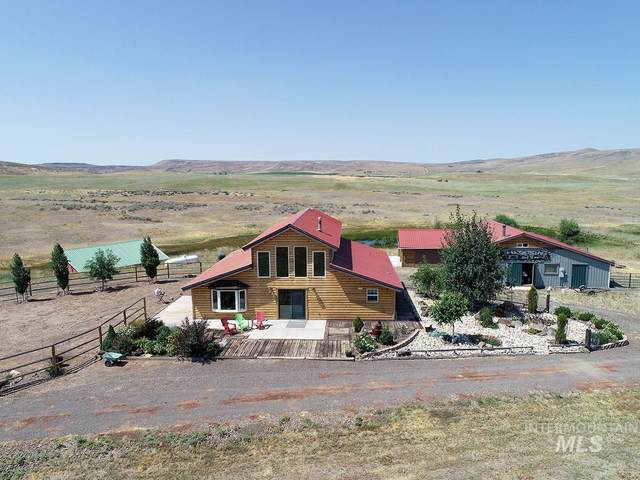 3431 Big Flat Rd, Midvale, ID 83645 (MLS #98776032) :: Minegar Gamble Premier Real Estate Services