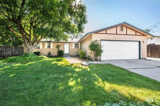 4370 N Vera, Boise, ID 83704 (MLS #98776033) :: Build Idaho