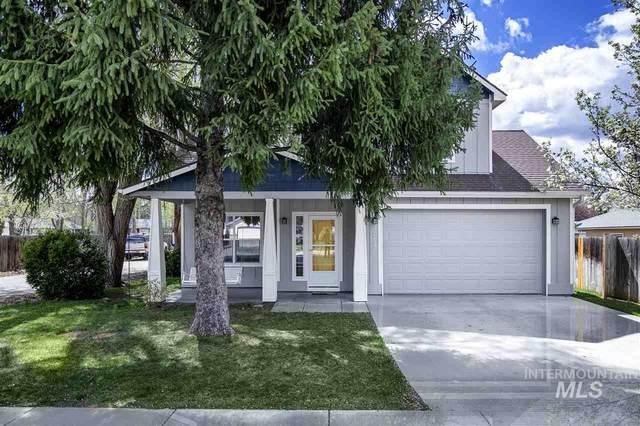 4713 W Catalpa Dr, Boise, ID 83703 (MLS #98776042) :: Adam Alexander