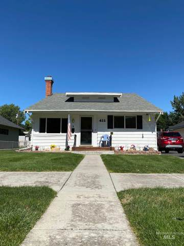 411 S 7th Ave, Nampa, ID 83651 (MLS #98776049) :: Own Boise Real Estate