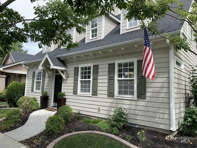 4934 E Sawmill Way, Boise, ID 83712 (MLS #98776087) :: Silvercreek Realty Group