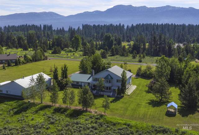 13765 Horizon View Road, Mccall, ID 83638 (MLS #98776103) :: Boise Home Pros