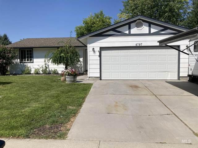 4797 Arrowhead Way, Boise, ID 83709 (MLS #98776108) :: Boise River Realty