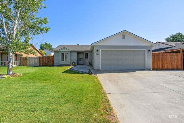 1505 W Dakota Loop, Nampa, ID 83686 (MLS #98776134) :: Build Idaho