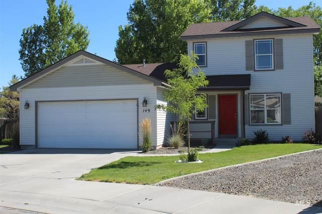 149 Seven Springs Ave, Twin Falls, ID 83301 (MLS #98776139) :: Build Idaho
