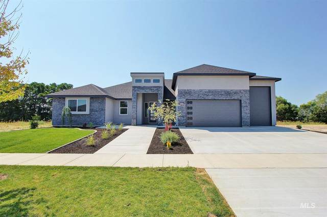 3527 W Barefoot, Eagle, ID 83616 (MLS #98776159) :: Juniper Realty Group
