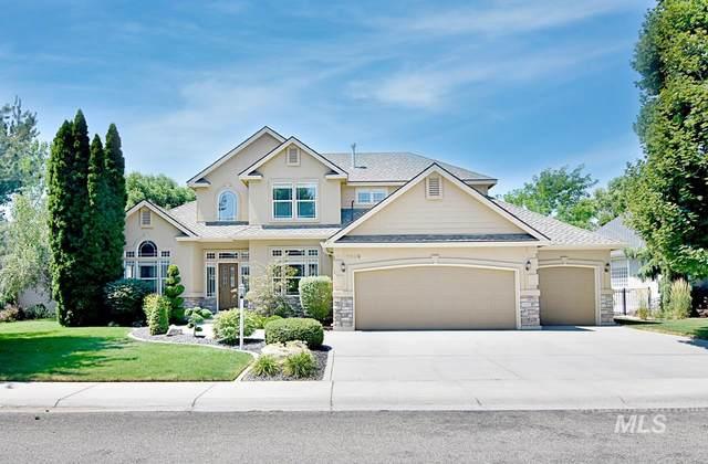 1639 S Lakemoor Way, Eagle, ID 83616 (MLS #98776178) :: Juniper Realty Group