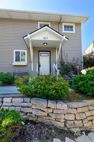 511 W Village Lane, Boise, ID 83702 (MLS #98776217) :: Navigate Real Estate
