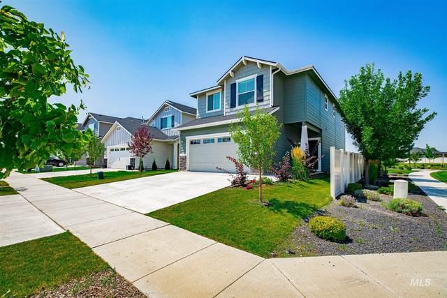 3373 S Daybreak Ave, Meridian, ID 83642 (MLS #98776218) :: Boise River Realty