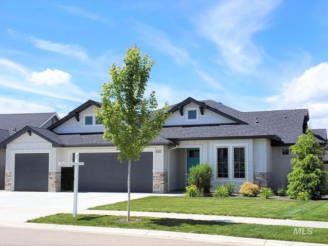 650 W Buroak Dr., Meridian, ID 83642 (MLS #98776228) :: Own Boise Real Estate