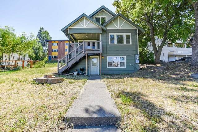 619 Taylor, Moscow, ID 83843 (MLS #98776247) :: Haith Real Estate Team