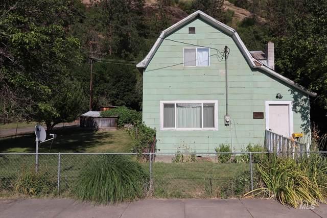 326 Main Street, Stites, ID 83552 (MLS #98776252) :: Epic Realty