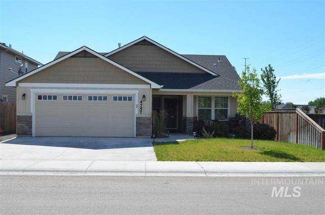 18451 N Wild Goose Avenue, Nampa, ID 83687 (MLS #98776256) :: Own Boise Real Estate